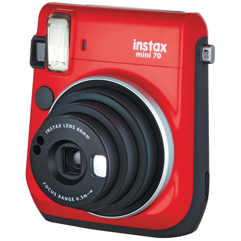 Fujifilm Instax Mini 70 Rot