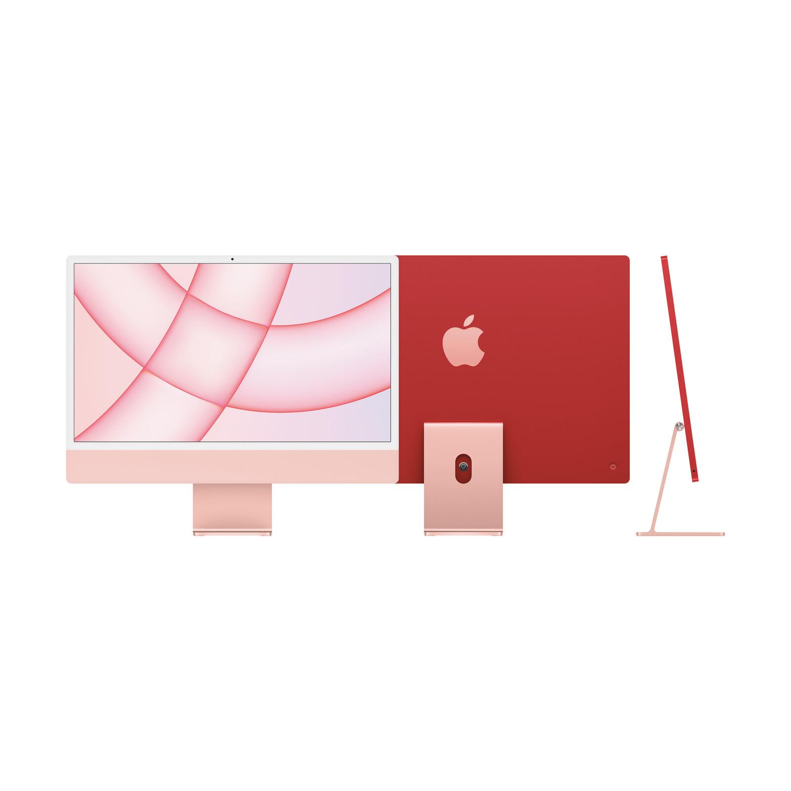 """App iMac 24"""" 8-Core CPU/7-Core GPU/8GB/256GB SSD/pink"""
