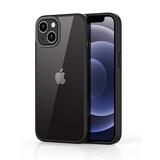 Felixx Back Hybride Apple iPhone 13 schwarz/clear