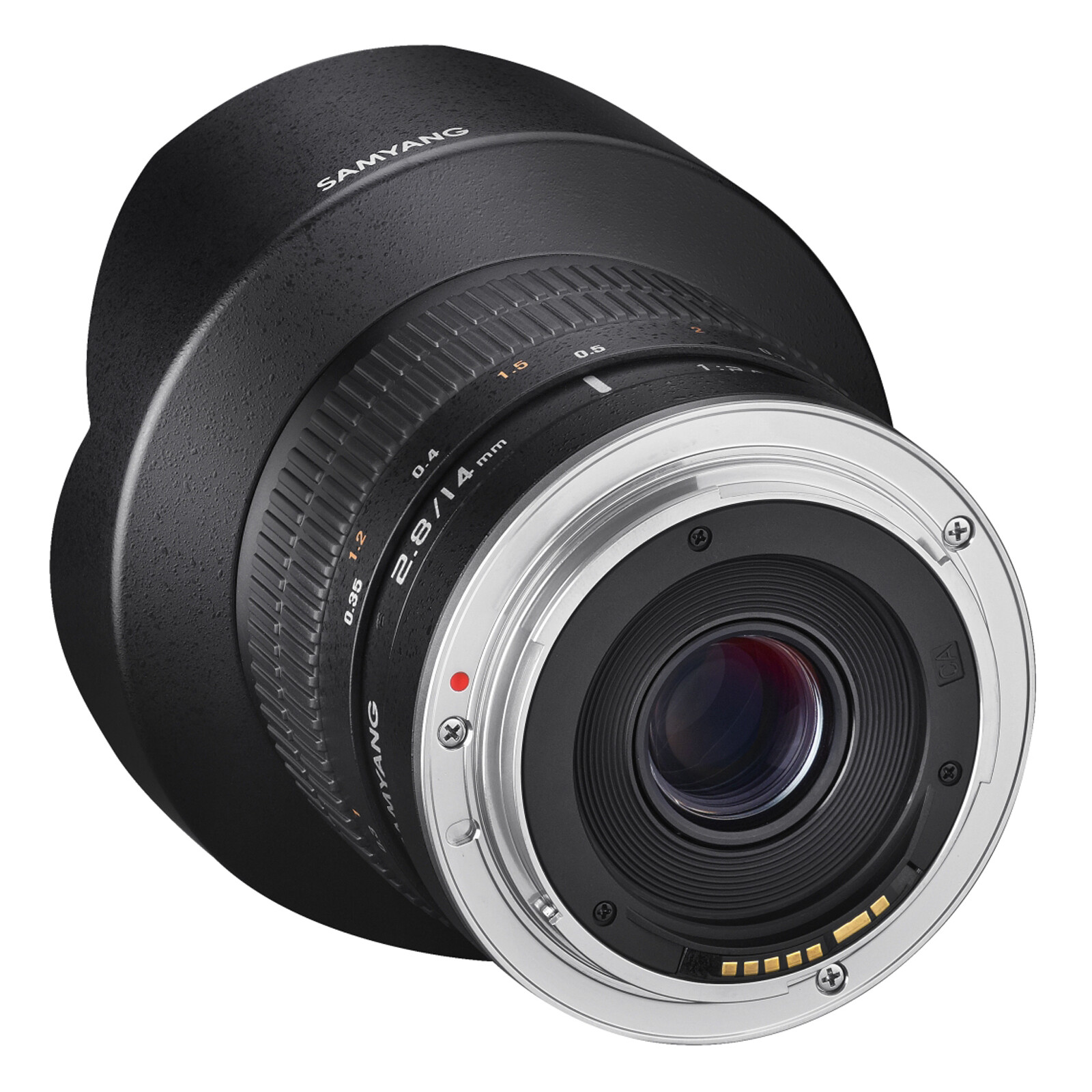Samyang MF 14/2,8 Canon EF AE