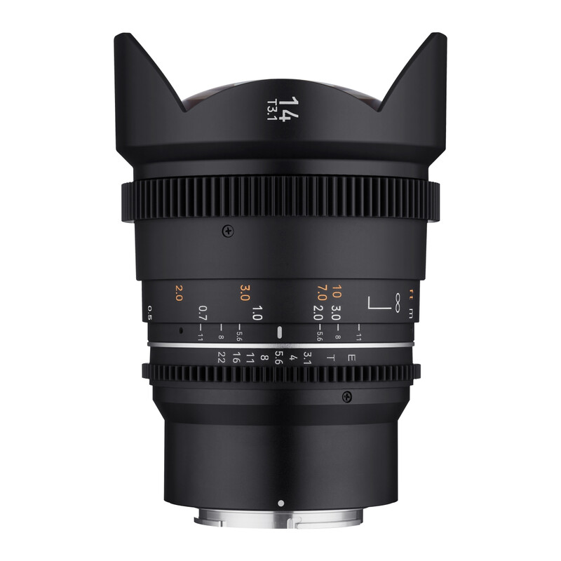 Samyang MF 14/3,1 VDSLR MK2 Canon M
