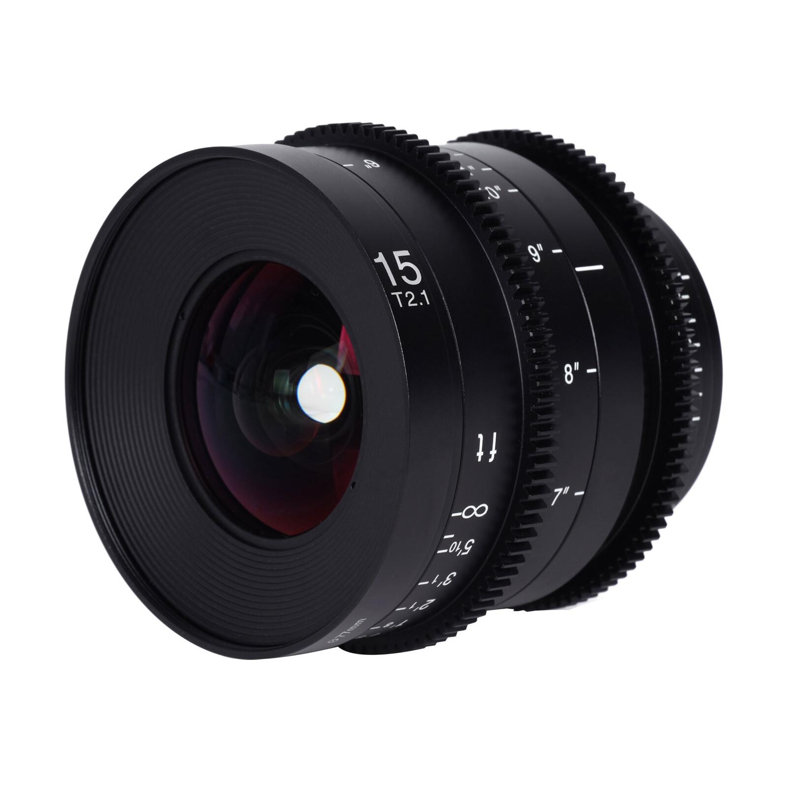 LAOWA 15/T2,1 Zero-D Cine Sony E Vollformat