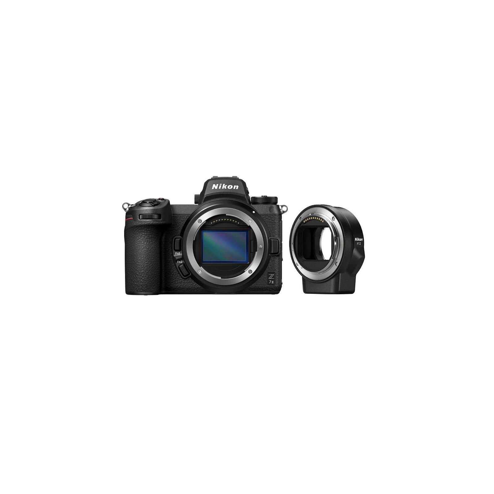 Nikon Z 7II Gehäuse + FTZ Adapter