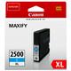 Canon PGI-2500XLC Tinte Cyan 19,3ml