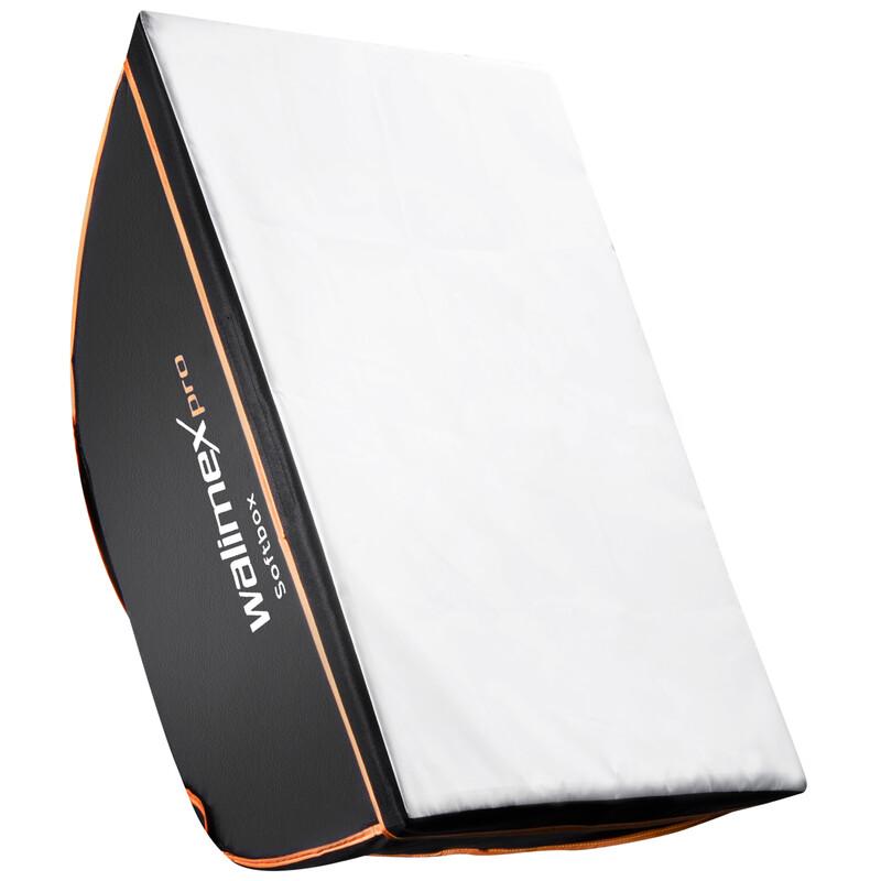 walimex pro Softbox OL 75x150cm + Univ. Adapter