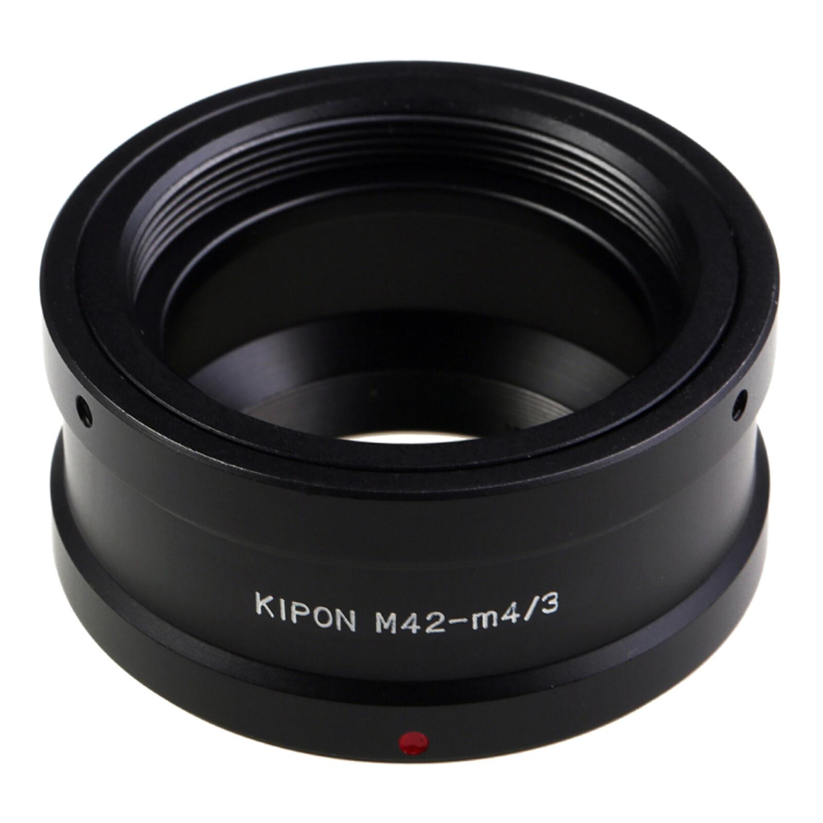 Kipon Adapter für M42 auf MFT