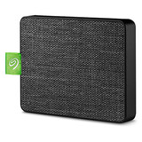 Seagate Ultra Touch SSD 1TB extern USB 3.0 black