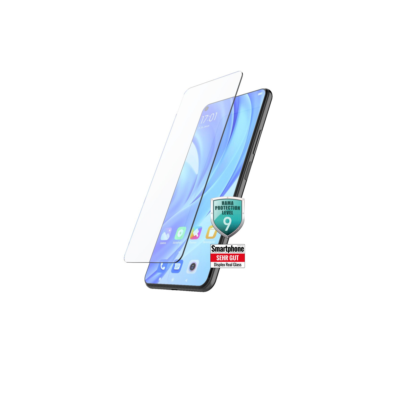 Hama Glas Xiaomi Redmi Mi 11 Lite 5G