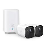 Eufy Cam 2 2-Cameras + HomeBase Set