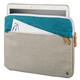 "Hama 101570 Notebook Sleeve 10,1"" petrol/grau"