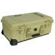 PELI 1510 Case mit Schaumstoff Desert Tan