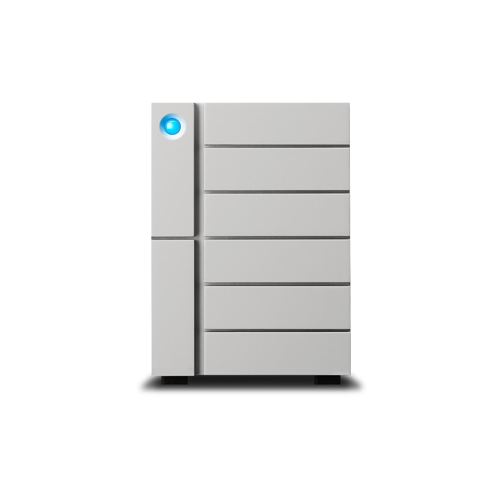 LaCie 6big 48TB Thunderbolt 3 Desktop RAID Storage