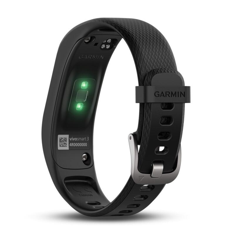 Fitness-Tracker Garmin Vivosmart 3 L