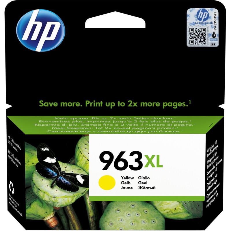 HP 963XL Tinte yellow