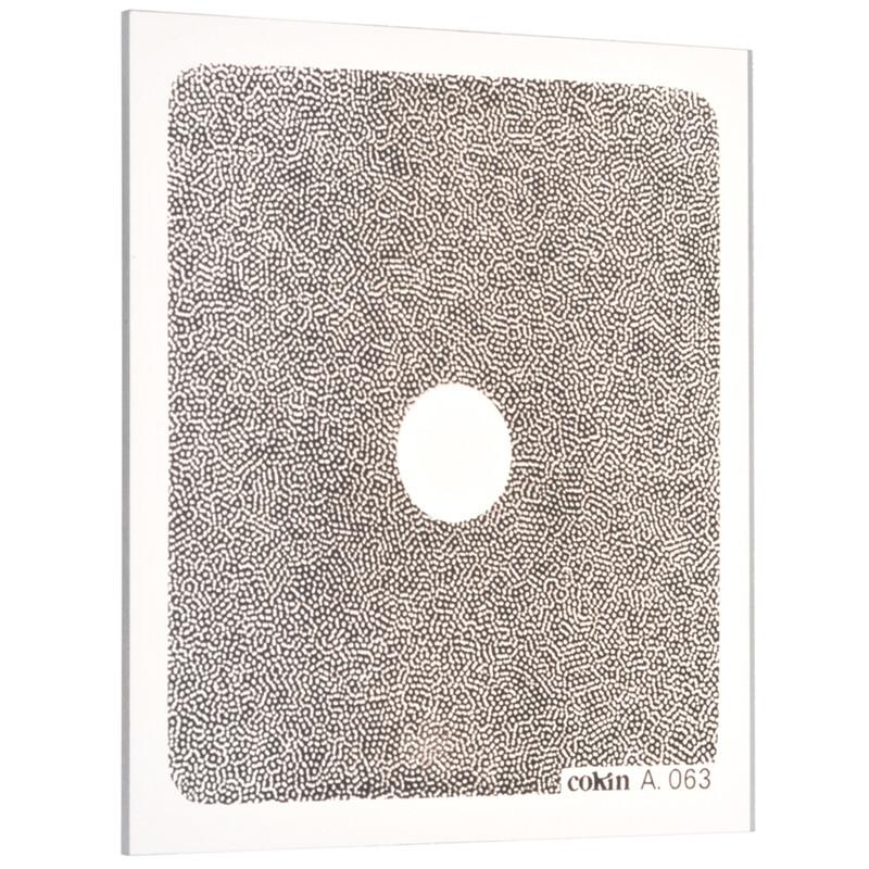 Cokin P063 Center Spot Grau 2
