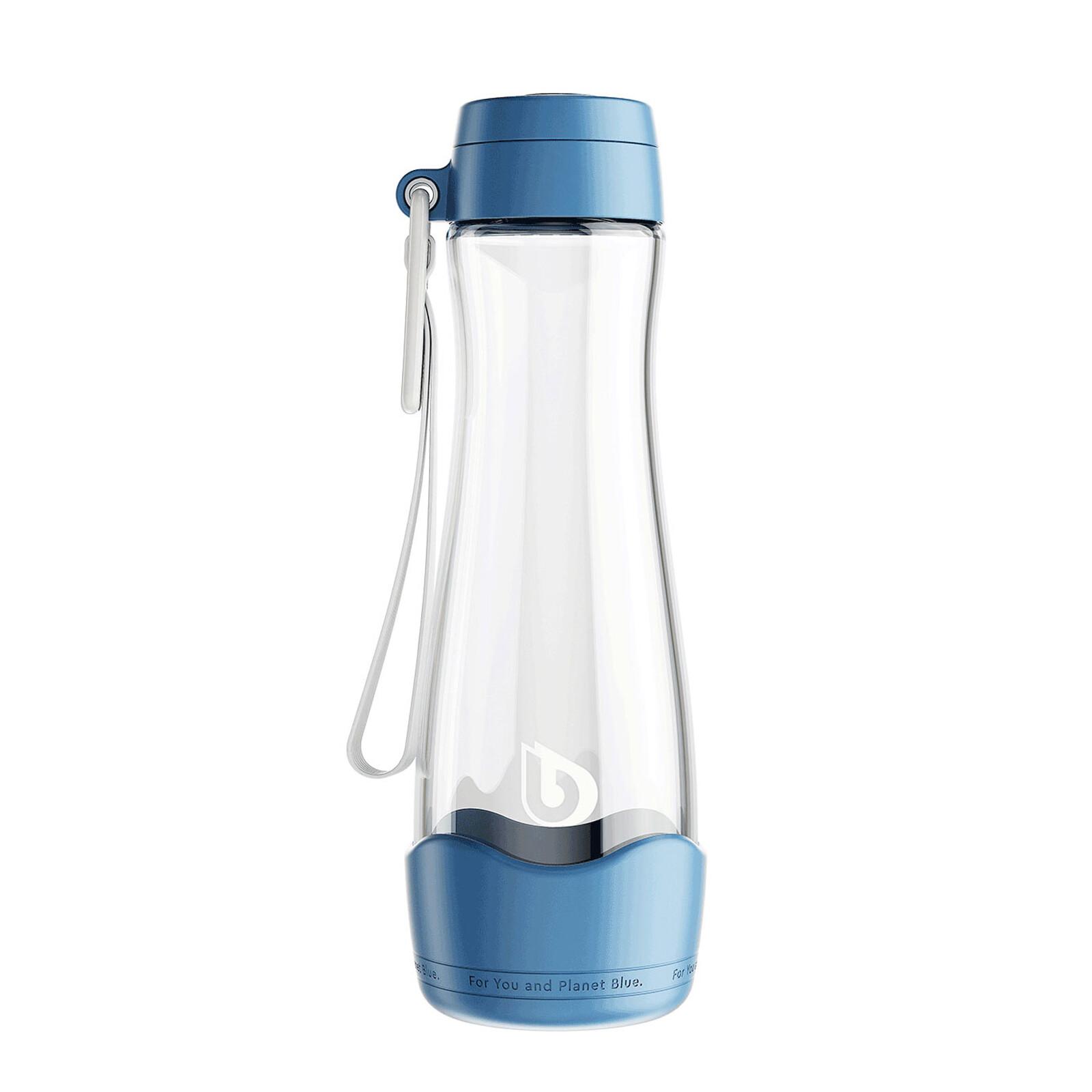 BWT TRITAN Trinkflasche blau