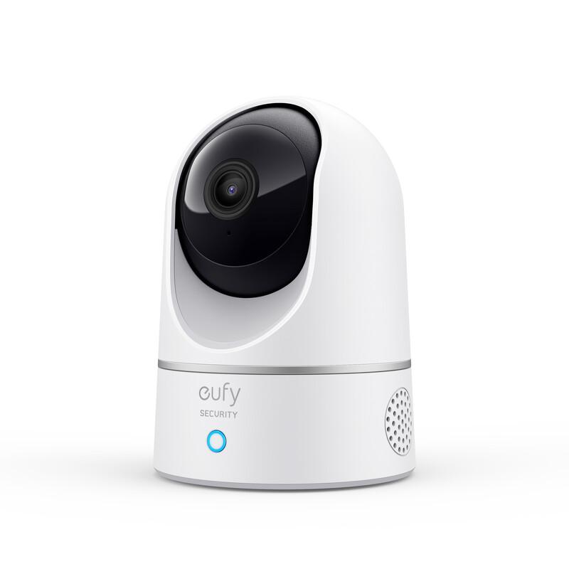 Eufy Indoor Cam 2K Pan & Tilt EU