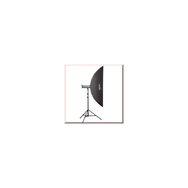 walimex pro Softbox PLUS OL 25x150cm Visatec
