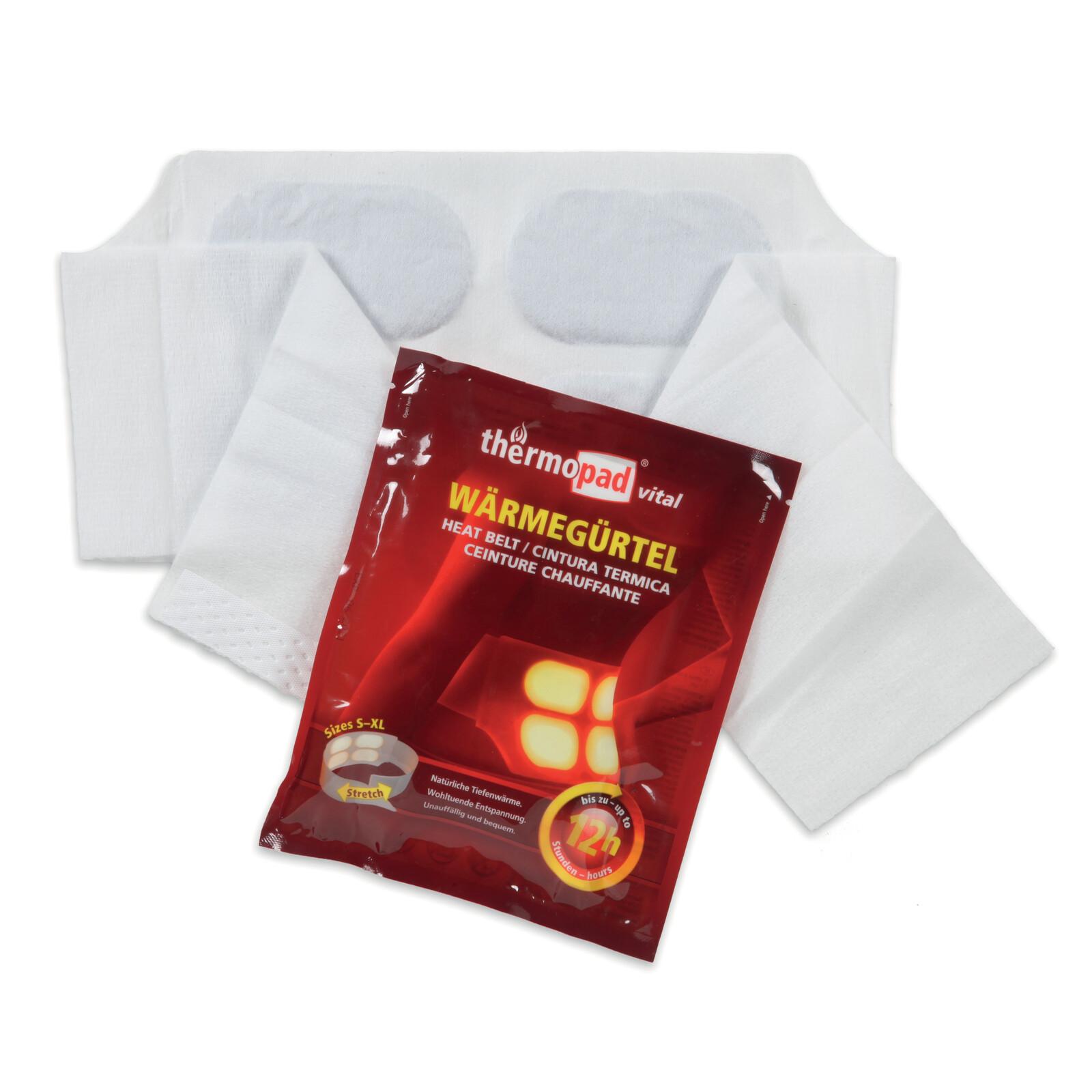 Thermopad Wärmegürtel Box mit 3 Stk