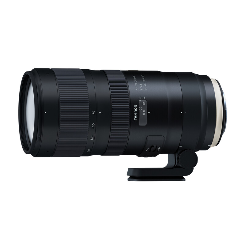 Tamron SP 70-200/2.8 Di VC USD G2 Canon + UV Filter