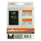 Jupio Compact USB Double-Sided Charger + 2x Sony NP-BX1