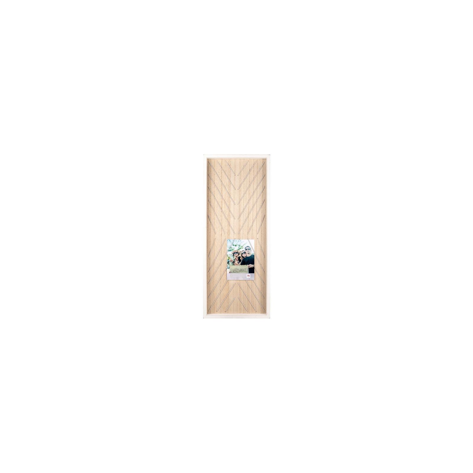 Everywhere 24x60 Holz weiß