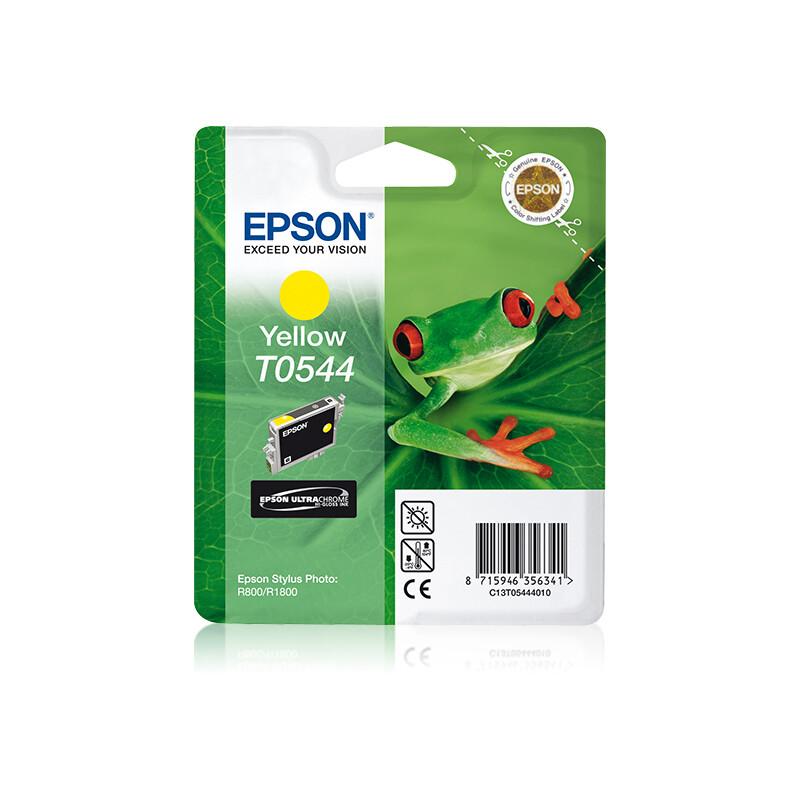 Epson T0544 Tinte Yellow 13ml