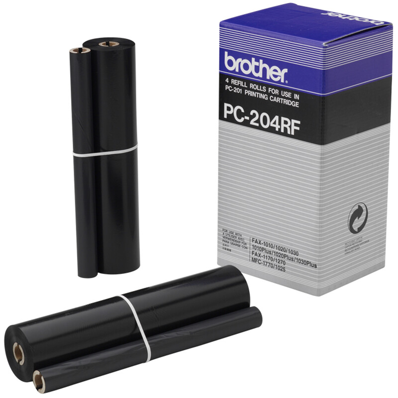 Brother PC-204-RF TCR Rollen