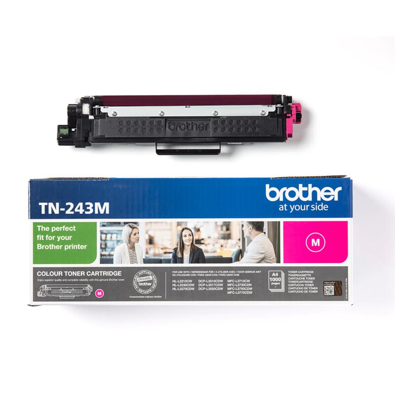 Brother TN-243M 1K Toner magenta