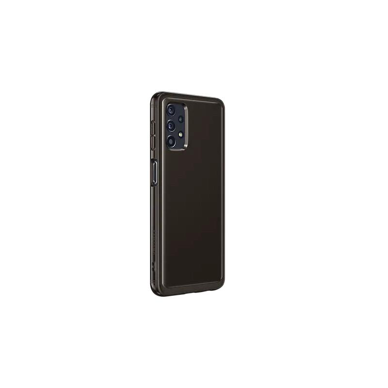 Samsung Original Back Cover Clear Galaxy A32 5G black