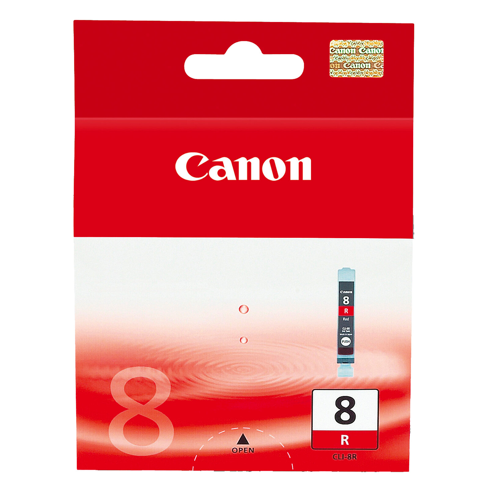 Canon CLI-8R Tinte red 13ml