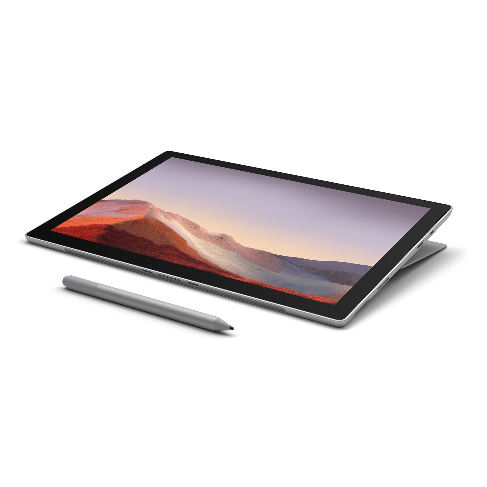 "Microsoft Surface Pro 7  12,3"" i3/4GB/128GB SSD platinum"