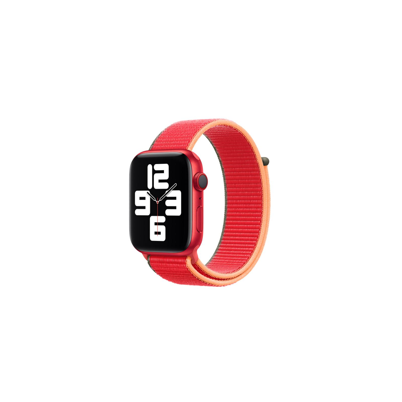 Apple Watch 44mm Sport Loop (PRODUCT) RED