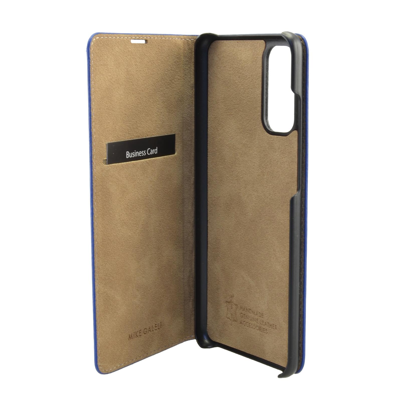 Galeli Booktasche MARC Samsung Galaxy S20 classic blue