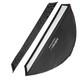 Walimex pro Studio Line Striplight Softbox QA 40x120cm Hense