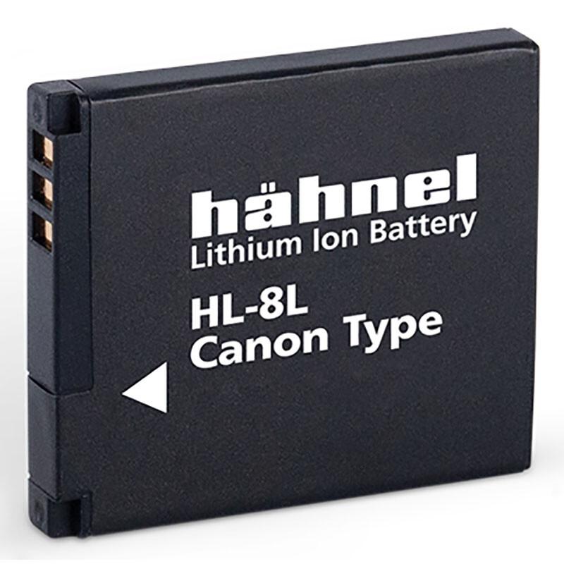 Hähnel Canon NB-8L Akku