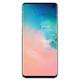 Samsung Back Tasche LED Galaxy S10 weiß