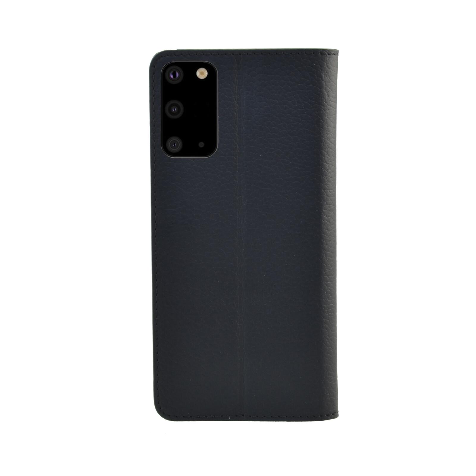 Galeli Booktasche MARC Samsung Galaxy S20 schwarz