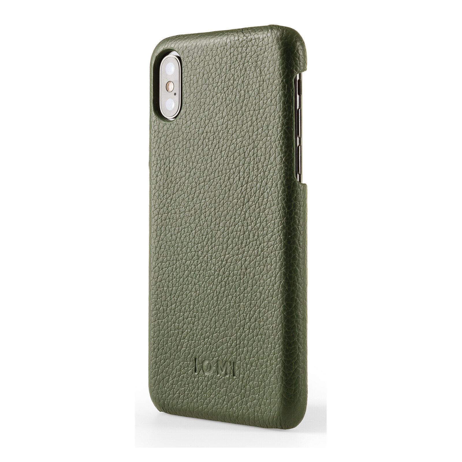 IOMI Backcover Apple iPhone X/XS olive
