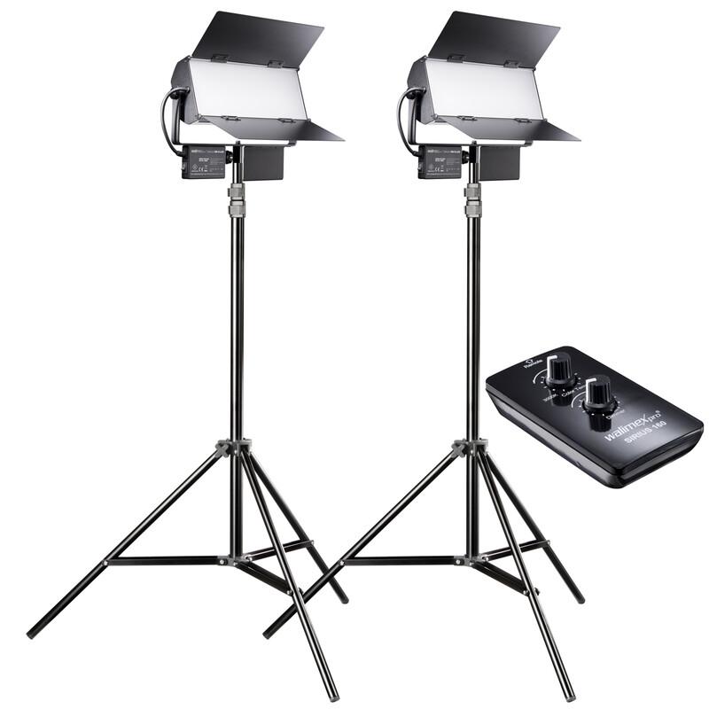 walimex pro Sirius 160 B-LED Basic 2