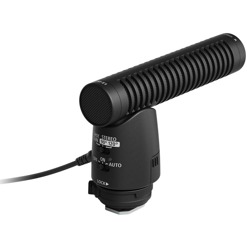 Canon DM-E1 Richtmikrofon