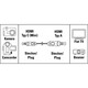 Hama 74237 HDMI Kabel A/C 0,5m