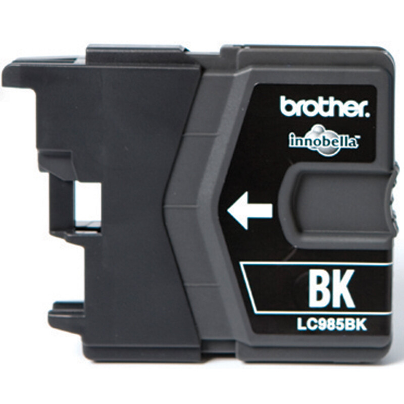 Brother LC-985BK Tinte black