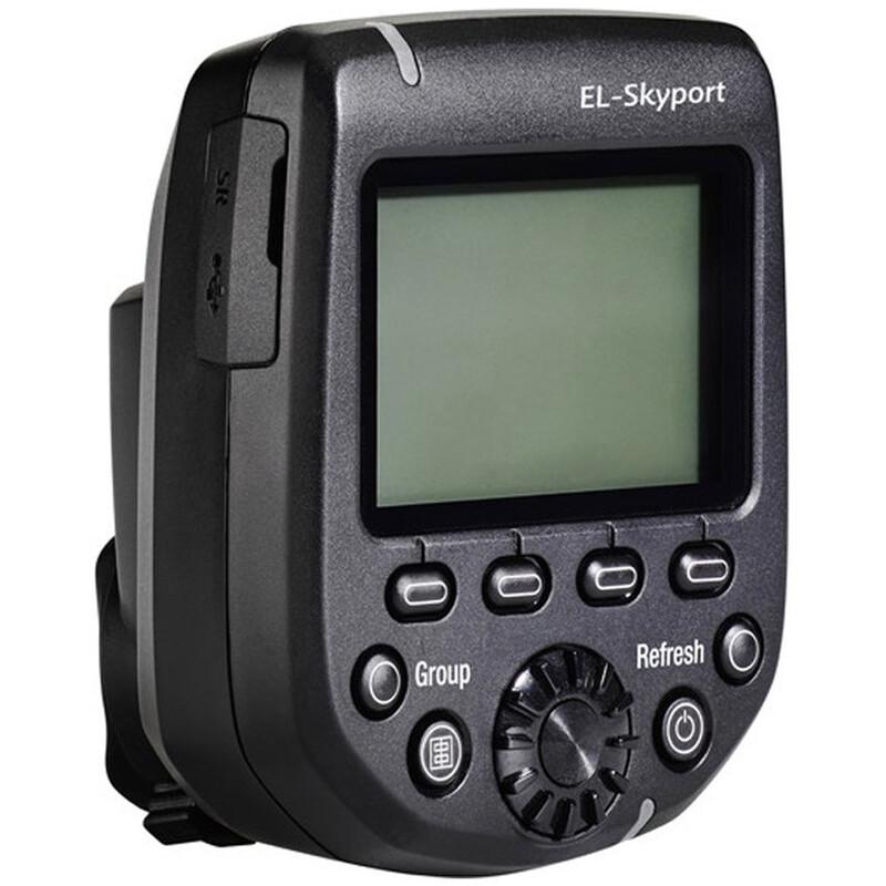 Elinchrom Skyport Funksender Plus HS für Nikon Kameras