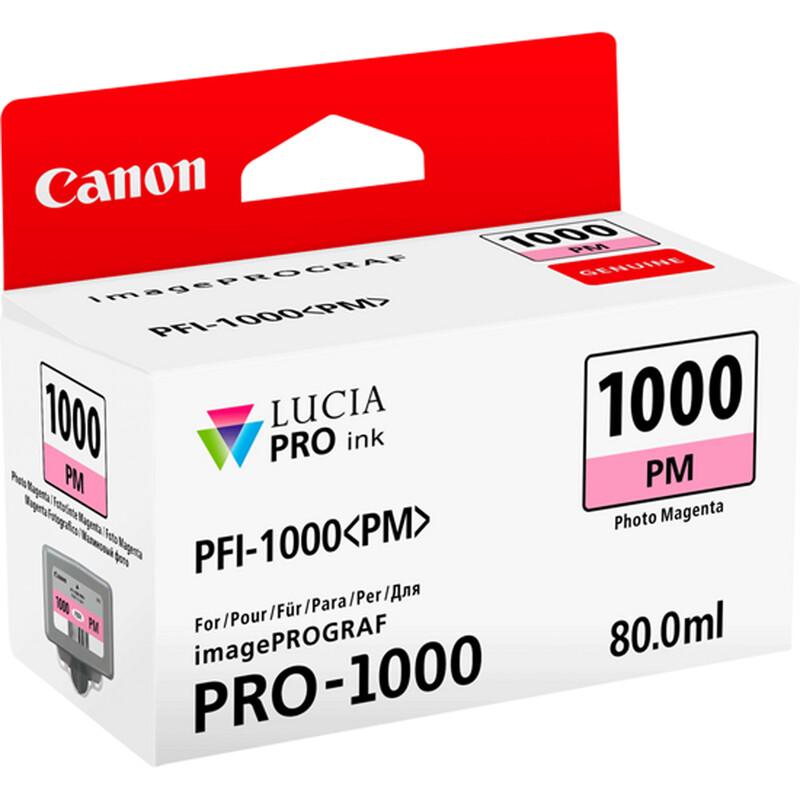 Canon PFI1000PM photo magenta imagePrograf Pro 1000