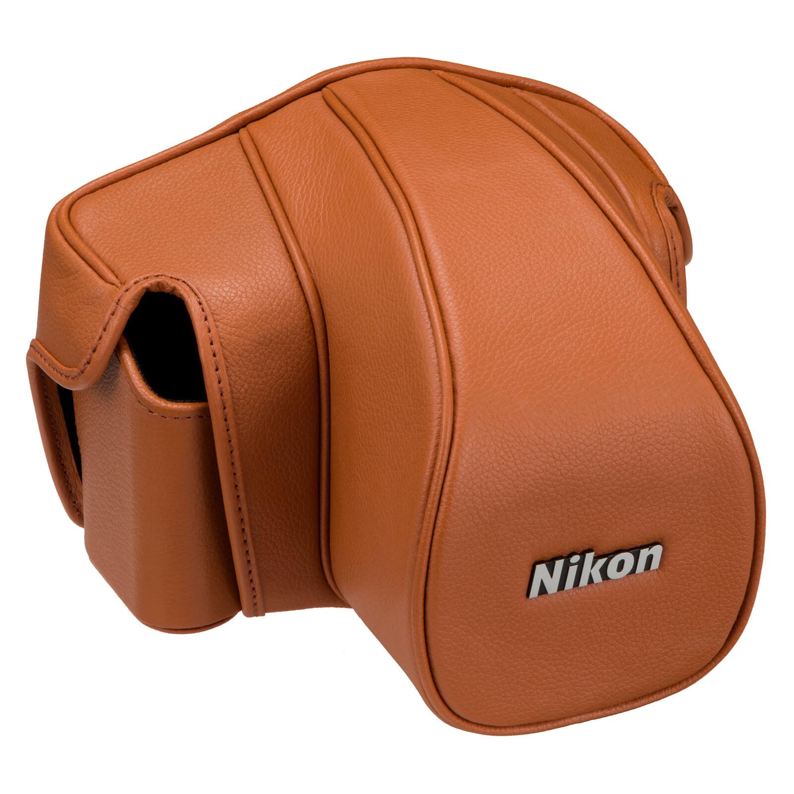 Nikon CF-DC6 Tasche braun