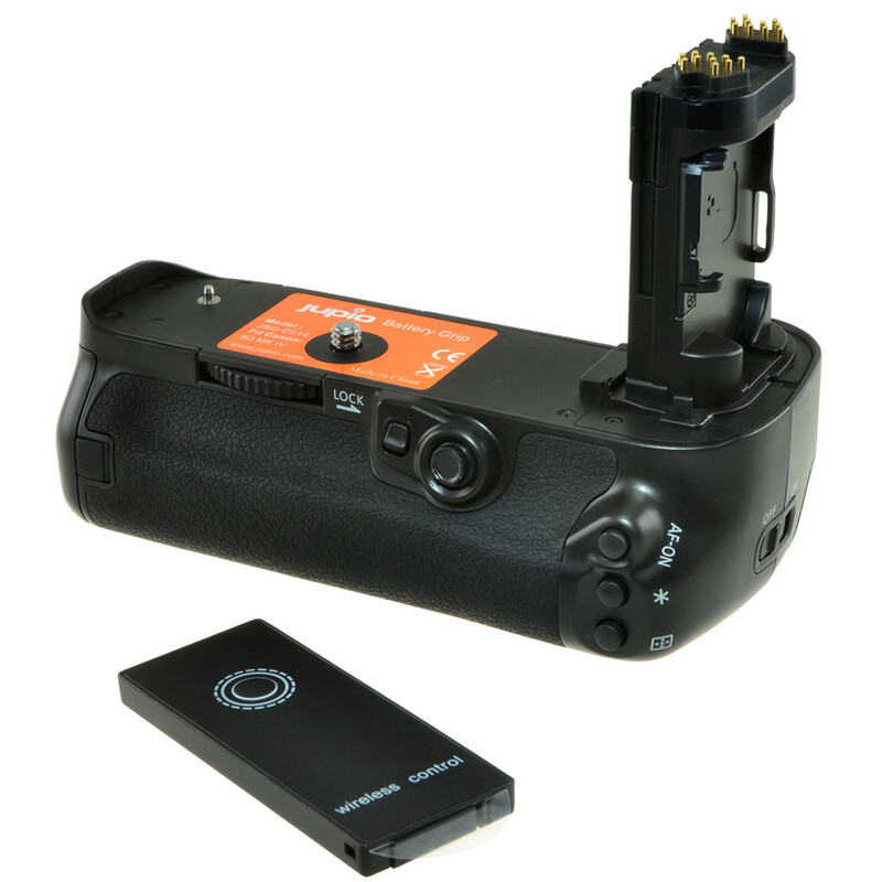 Jupio Canon 5D MK IV (BG-E20)