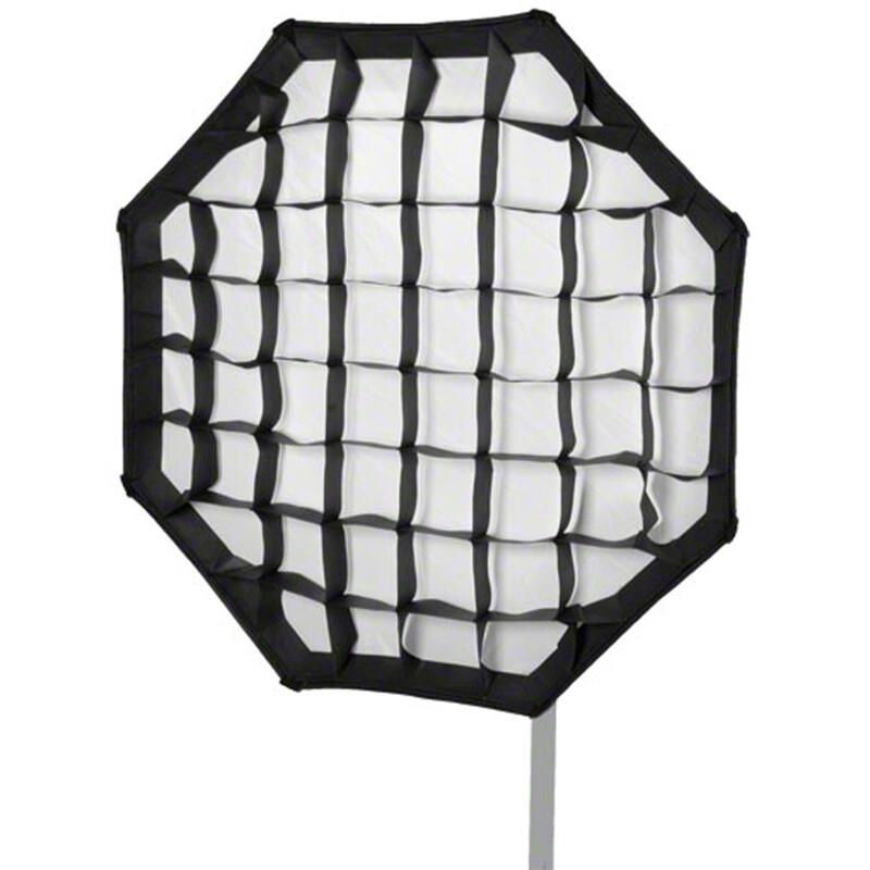 walimex pro Octagon Softbox PLUS Ø90cm für Balcar