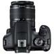 Canon EOS 2000D + EF-S 18-55/3,5-5,6IS II