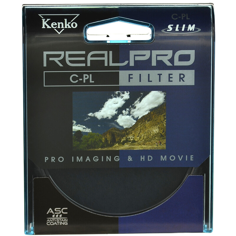 Kenko Real Pro POL-C 72mm Slim